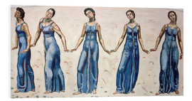 Ferdinand Hodler - A view into infinity