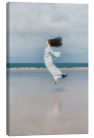 Canvas print  Wind Games - Joana Kruse