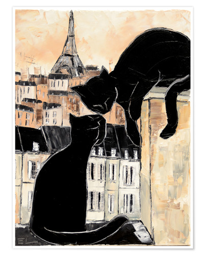 Poster Cats whispers