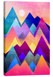 Canvas print  A new day - Elisabeth Fredriksson