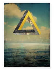 Poster Penrose triangle