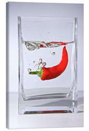 Canvas print  Spicy Water - Justin Schümann