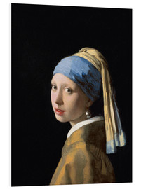 Forex  Girl with a Pearl Earring - Jan Vermeer