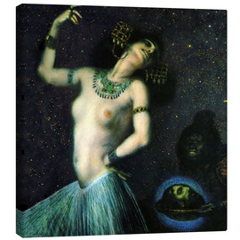 Canvas print  Salome II - Franz von Stuck