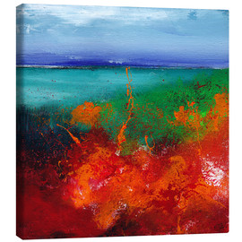 Canvas print  abstract - Vittorio Vitale