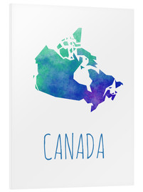 Foam board print  Canada - Stephanie Wittenburg