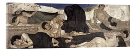 Acrylic print  The Night - Ferdinand Hodler