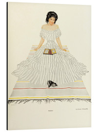 Aluminium print  Which - Clarence Coles Phillips