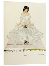 Foam board print  Which - Clarence Coles Phillips