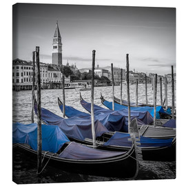 Canvas print  VENICE Heavenly Urban Lagoon - Melanie Viola