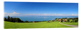 Acrylic print  Bodensee - fotoping