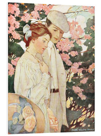 Forex  Lovers - Jessie Willcox Smith