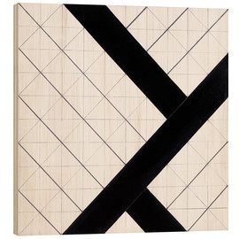 Wood  Counter composition vi 1925 - Theo van Doesburg