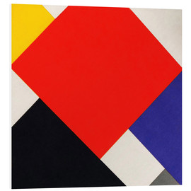 Forex  Counter Composition V - Theo van Doesburg