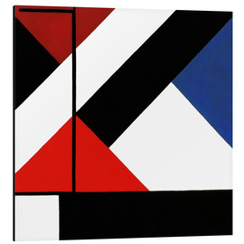 Theo van Doesburg - simultaneous counter composition