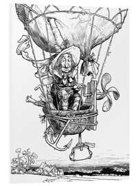 Forex  Uncle Lubin - William Heath Robinson