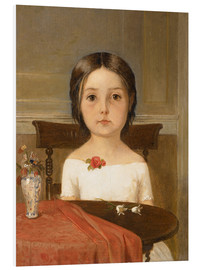 Forex  Millie Smith - Ford Madox Brown