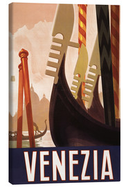 Canvas print  Venezia - Travel Collection