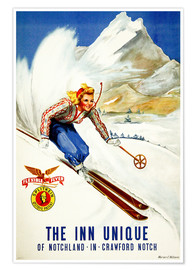 Premium poster  The Inn Unique - Travel Collection