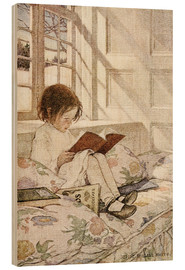Wood  Picture Books in Winter - Jessie Willcox Smith