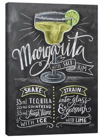Canvas  Margarita recipe - Lily & Val
