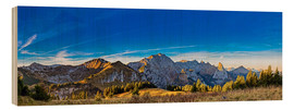 Michael Helmer - Sunrise in the Bavarian Alps