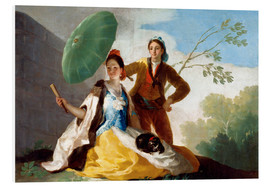 Forex  The parasol - Francisco José de Goya