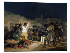 Forex  The Third of May 1808 - Francisco José de Goya