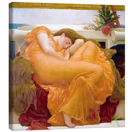 Canvas  Flaming June - Frederic Leighton