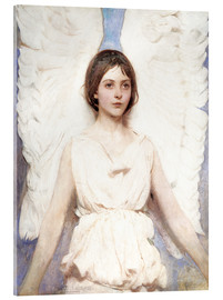 Acrylic print  Angel - Abbott Thayer