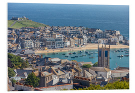 Forex  Overlooking St. Yves in Cornwall, Engalnd) - Christian Müringer