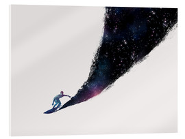 Robert Farkas - Surfing the universe