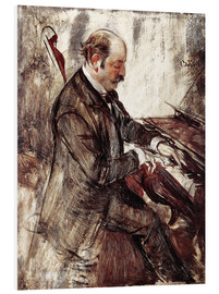Forex  The Pianist - Giovanni Boldini