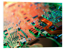 Forex  Laptop circuit board - Tek Image