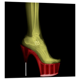 Forex  X-ray Stiletto High-Heeled Shoe - PhotoStock-Israel
