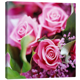 Canvas print  Roses - David Munns