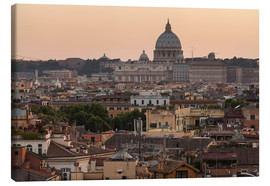 Canvas print  ROME 04 - Tom Uhlenberg