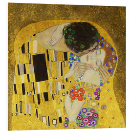 Forex  The Kiss (detail cross) - Gustav Klimt