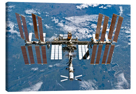 Canvas print  International space station - NASA