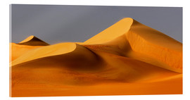 Acrylic print  Great Sand Sea, Sahara - Moser
