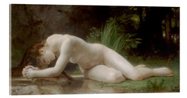 Acrylic print  Biblis - William Adolphe Bouguereau