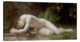 Canvas  Biblis - William Adolphe Bouguereau