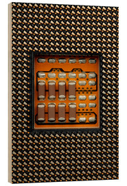 Wood  CPU socket - Antonio Romero