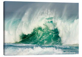 Canvas print  Great Wave - Peter Chadwick
