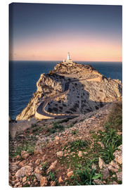 Canvas print  Lighthouse Far des Cap de Formentor (Mallorca) - Dirk Wiemer