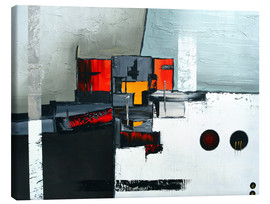 Theheartofart Gena - Modern abstraction