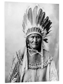 Forex  Native American chief