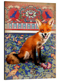 Alu-Dibond  The Fox - Mandy Reinmuth