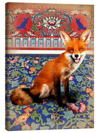 Canvas  The Fox - Mandy Reinmuth