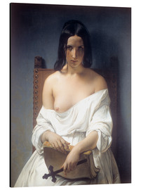 Francesco Hayez - Meditation